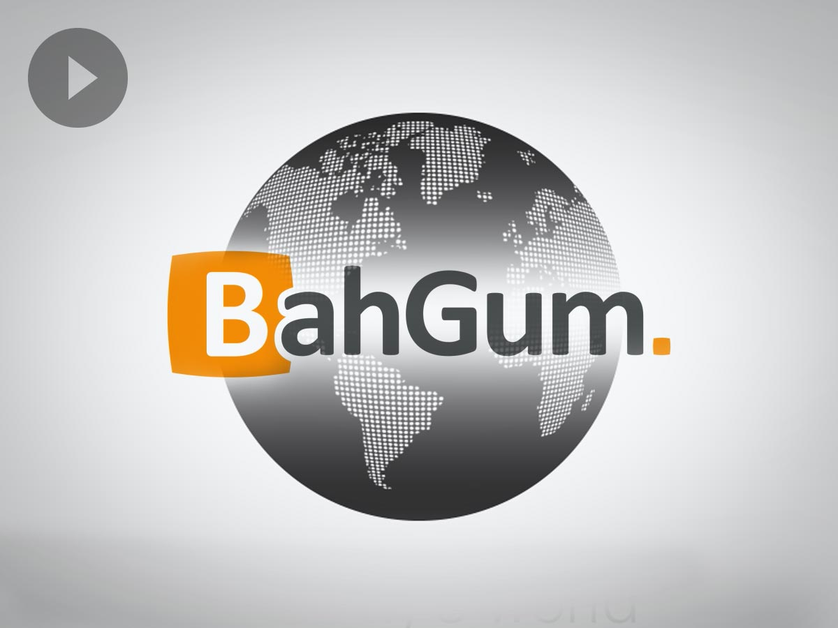 Bahgum Motion Graphic Animation