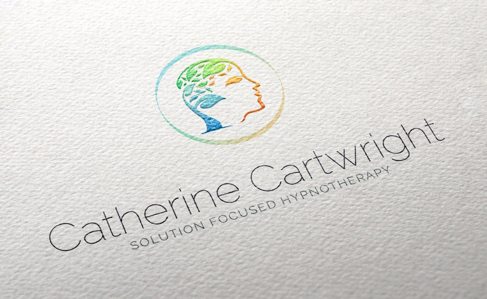 Catherine Cartwright Hypnotherapist Logo