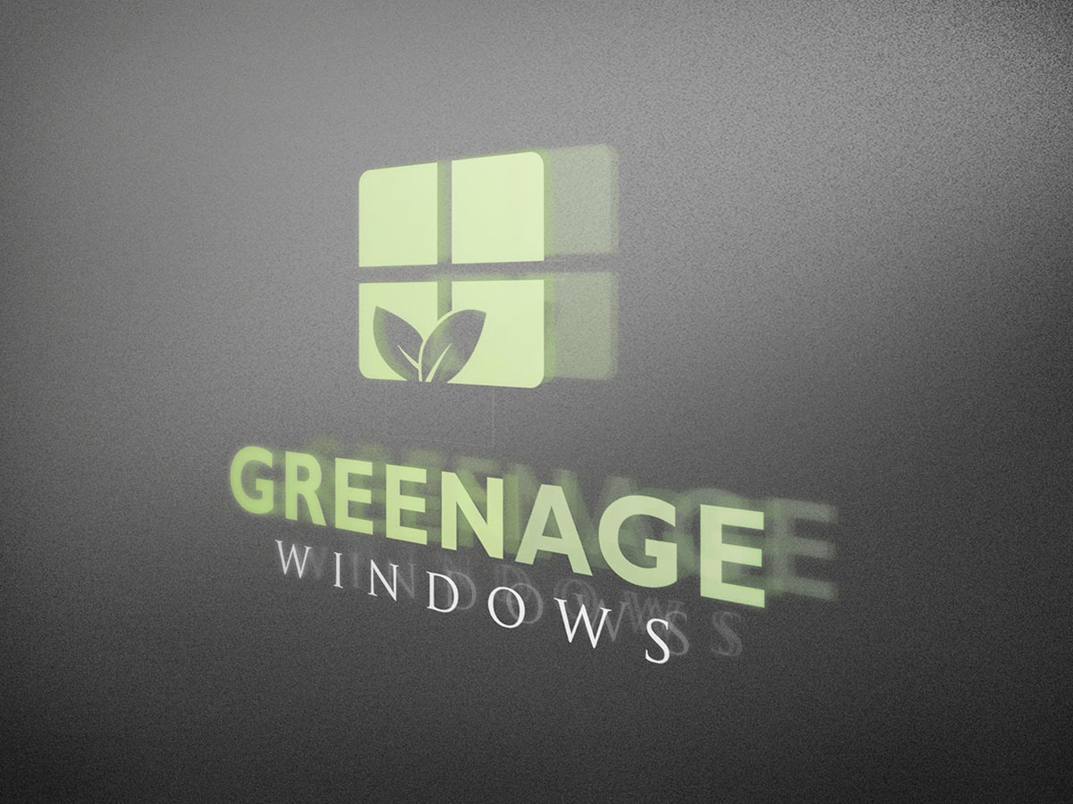 Greenage Windows Branding