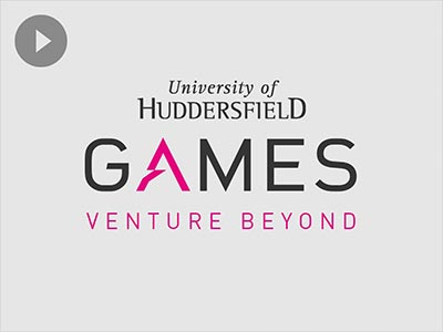 Huddersfield University's Games Design Showreel