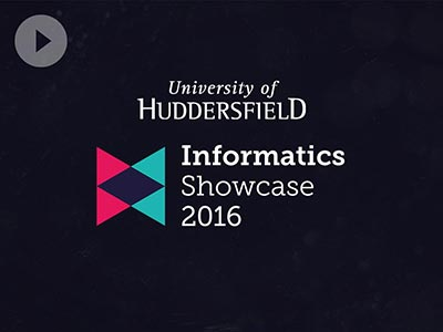Huddersfield University's Informatics Showreel
