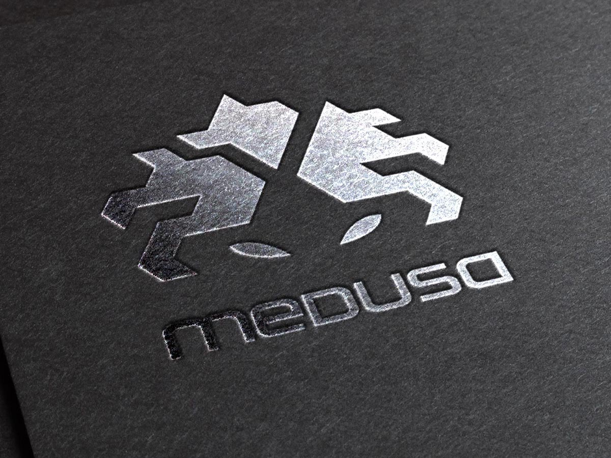 Medusa Production Company Logo