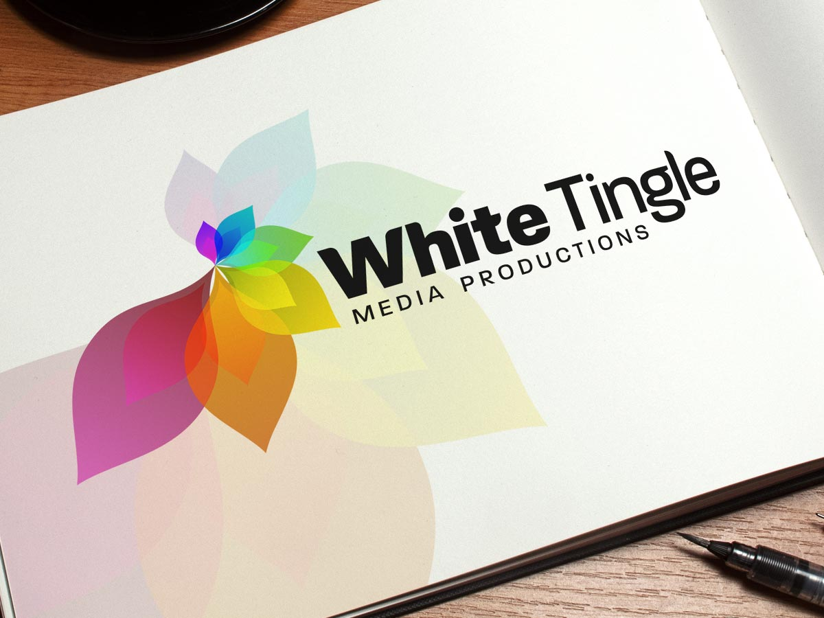 White Tingle Production Company Logo